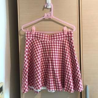🚚 Pazzo紅白短裙