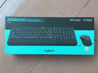 無線鍵盤滑鼠組