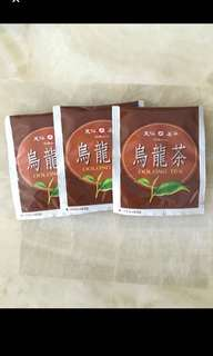 Oolong tea (4 pieces left)