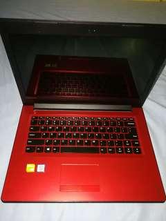 Gaming Laptop: Lenovo i5 6th gen 8gb ddr4 2gb vc 1tb