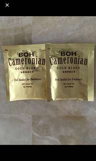 BOH Cameronian gold blend tea (2 left)