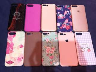 Preloved Iphone 7 plus cases
