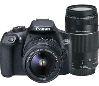 Kredit Tanpa DP Camera Canon 1300D Proses 3 Menit