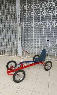 Vintage Raleigh Go Kart