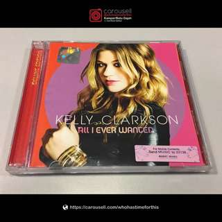 Kelly Clarkson - All I Ever Wanted (Deluxe Edition Original CD/DVD)