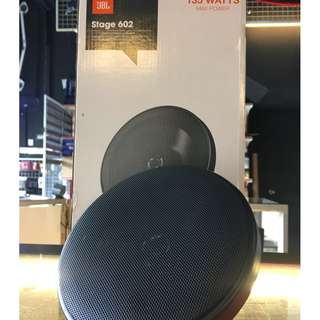 "JBL STAGE 602 6.5"" 2Way Coaxial Speaker"