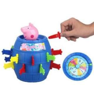 Peppa Pig Pop Game Brand New