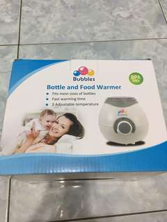 Bottle And Food Warmer