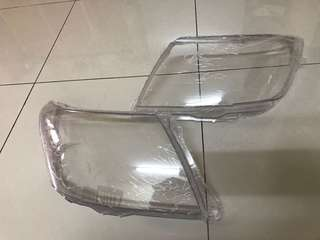 Toyota Hilux 09-12 Head Lamp Cover Lens Only