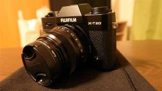 Fuji Film Xt20 New Arrival Spek Mantap / Bisa Kredit Hanya 5 mnit saja