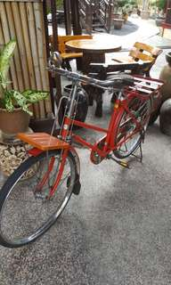 Vintage Postman Bicycle