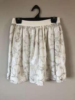 Forever New embellished skirt