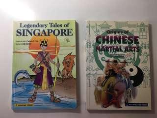 Asiapac Comic books