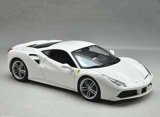 Bburago Ferrari 488 GTB 1:18