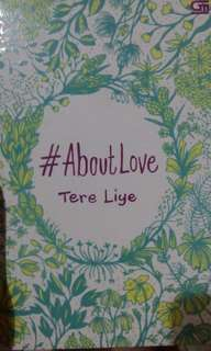 About Love by Tere Liye