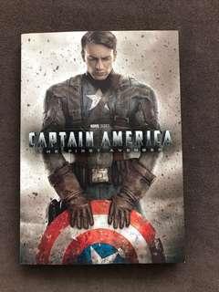 Captain America, the 1st Avenger