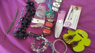 Jewellery, beads, colourful All For $12