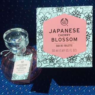 The Body Shop EDT - Japanese Cherry Blossom