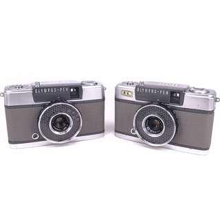 Olympus PEN-EE Film Compact (Used) [SN: **3751 , **2449, **1384]