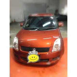 Suzuki No Deposit & Allow P-plate(W/ No charges) 81450033/22