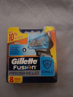Gillette Fusion Proshield chill Refill Cartridges