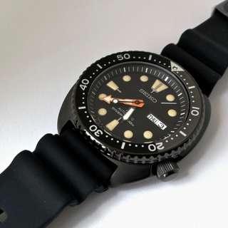 Seiko Prospex SRPC49J1 Ninja Turtle  Limited Edition.