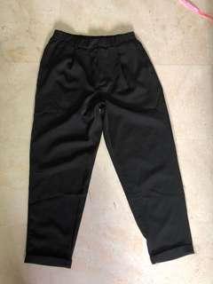 [3 FOR $10] black formal pants