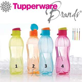 Tupperware 500ml Eco Water Bottle With Sling