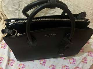 Charles & Keith women's bag
