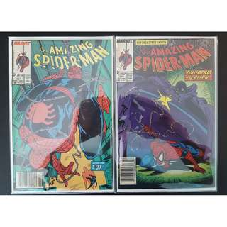 Amazing Spider-Man #304,#305 (1988, 1st Series) Set of 2, Todd McFarlane's Awesomeness!