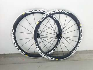 Mavic Cosmic SL Carbon Wheelsets