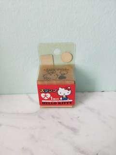 Hello Kitty chop