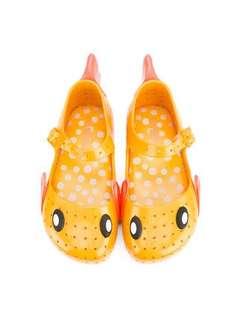 Mini Melissa Shoes Furadinha + Fabula US 10