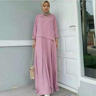 Miza Dress Maxi
