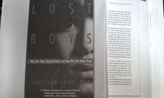 PSY 458 Adolescent Development Psychology - Lost Boys
