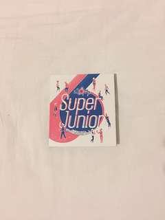 SUPER JUNIOR - Sexy Free & Single Repackaged SPY