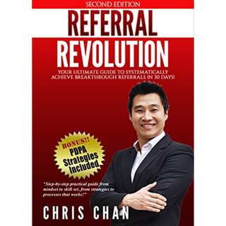 Referral Revolution by Chris Chan (Third Edition)