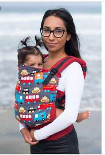 Tula Baby Carrier ( look for helpers)