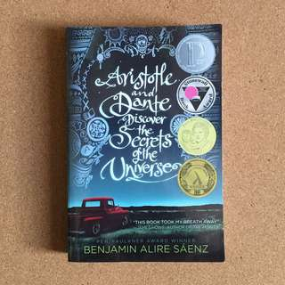 Aristotle and Dante Discover the Secret's of The Universe