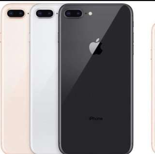 BN sealed IPhone 8 Plus