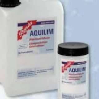 Aquilim 325 WATER-BASED GLUE: NON-TOXIC, NO FUMES 32.Oz