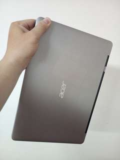 Acer Slim i5/win7/4Gb/500Gb Hdd/14.5inch