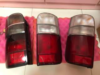 Toyota Hiace Breaklights + Headlight