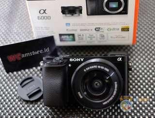 SONY a6000 KIT 16-50mm f/3.5-5.6 OSS