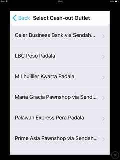 Pera Padala Services
