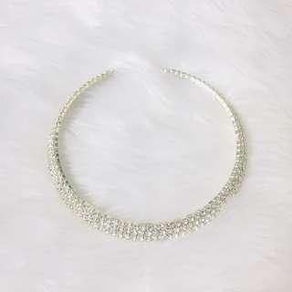 Bejeweled Choker
