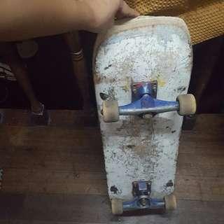 Skates board