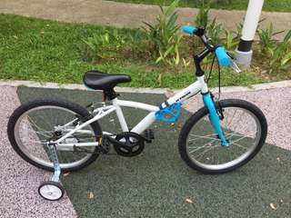 "KIDS 20"" BICYCLE DECATHLON"