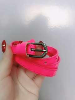 ‼️SALES‼️ Hot Pink Belt