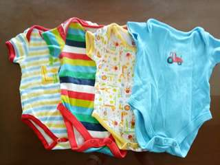 Bodysuits for baby 0-3months